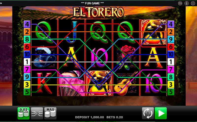 El Torrero online Spielen
